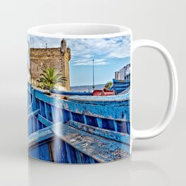 Essaouira port Morocco Coffee Mug