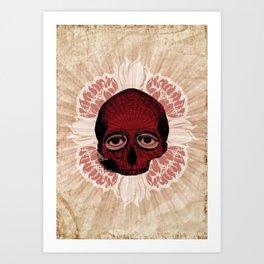 Misplaced Sanguinity Art Print