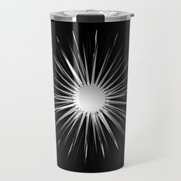 Star power (sharp steel rays) Travel Mug