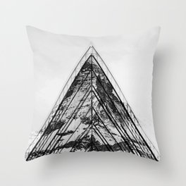 Pinnacle Throw Pillow