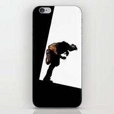 RUN ZOMBIE RUN! iPhone & iPod Skin