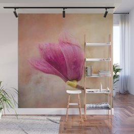 Pink Spring Treasure Wall Mural