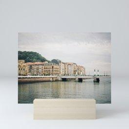 San Sebastian, Spain Mini Art Print