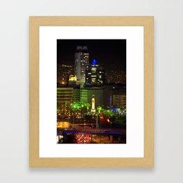 Izmir II Framed Art Print