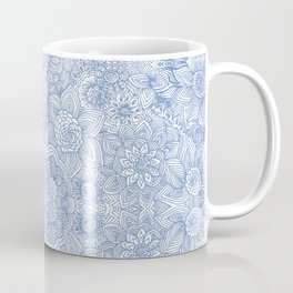 Indira Periwinkle Coffee Mug