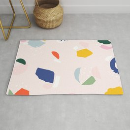 Not Your Grandmother's Terrazzo Rug