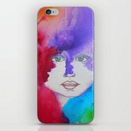 Bella SASS Girlz - Zena - SASS = STRONG and SUPER SMART iPhone Skin