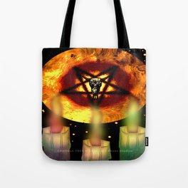 CANDELA TRES - 044 Tote Bag