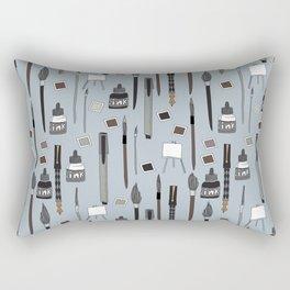 art store haul 2 Rectangular Pillow