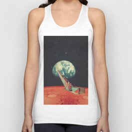 Time to go Home Unisex Tank Top
