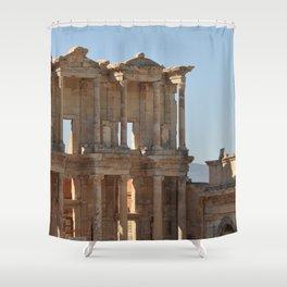 Ephesus, Turkey I Shower Curtain