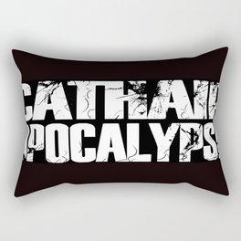 Cathair Apocalypse LOGO Rectangular Pillow