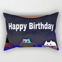 Love animal 263 Rectangular Pillow