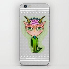 capricorn zodiac sign iPhone Skin