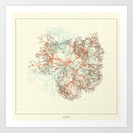 Arbor Ludi: Tal Art Print