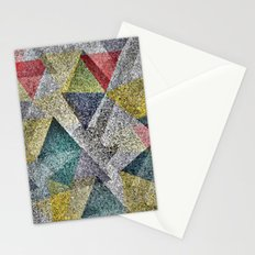 Rock Night Stationery Cards