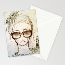 Hang On For Me Stationery Cards