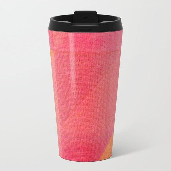 Trigonale 8 Metal Travel Mug