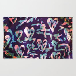 Wild At Heart (pastel) Rug