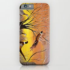 Pheasants in the sunrise Slim Case iPhone 6s