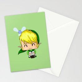 Chibi Link Stationery Cards
