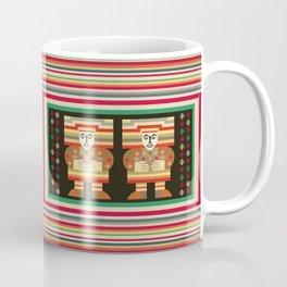 Nick's Blanket 1968 Version 2 (With Figures) Coffee Mug