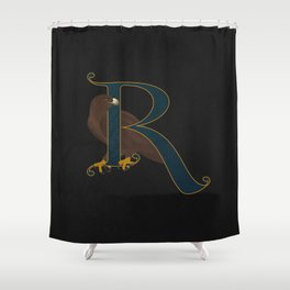Of Wit & Learning Shower Curtain