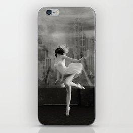 Apocalyptic Ballet iPhone Skin