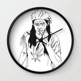slater-san Wall Clock