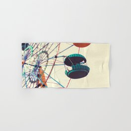 Ferris wheel Hand & Bath Towel