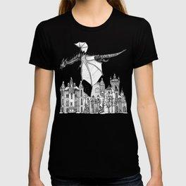 Dragon Kingdom Winter Toile T-shirt
