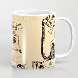 You Should've Called Me Yesterday Coffee Mug