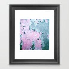 wallpaper series °6 Framed Art Print