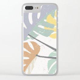 Wonderland Clear iPhone Case
