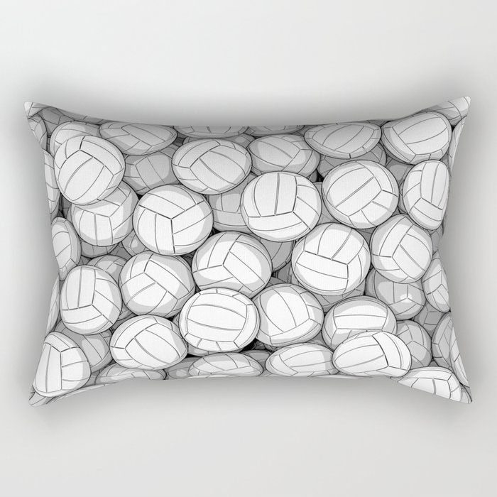All I Want To Do Is Volleyball Rectangular Pillow