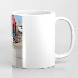Vehicular Time Capsule Coffee Mug