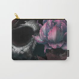 Death Blooms Carry-All Pouch