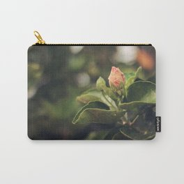 Capullo de Hibisco - Hibiscus bud Carry-All Pouch
