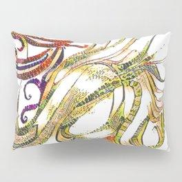 A Dragon Tale For Jaxson Pillow Sham