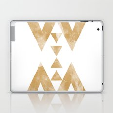 MOON MUSTARD Laptop & iPad Skin