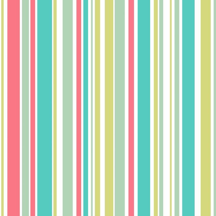 Candy Stripe Pastels Leggings