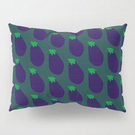 Eggplant Pillow Sham