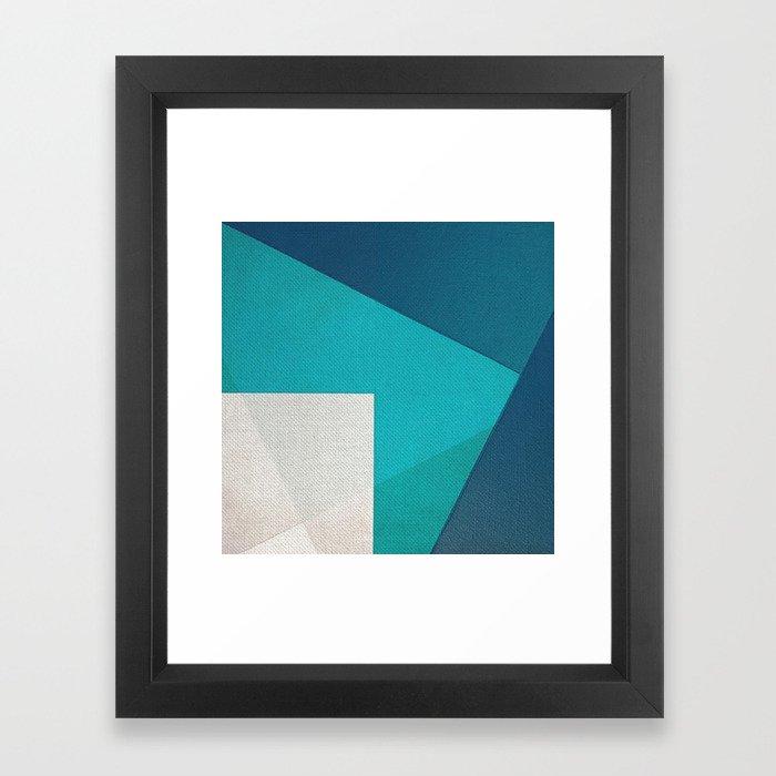 Ordering Ideas 2 Framed Art Print