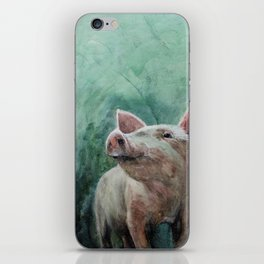 One Bad Pig iPhone Skin
