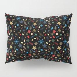 Christmas elements mix pattern Pillow Sham