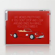 Ferris Bueller's Day Off Laptop & iPad Skin