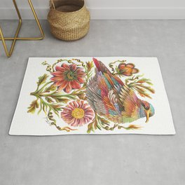 Feather Song Rug