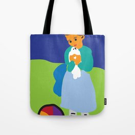 Child with a Dove | Pablo Picasso Tote Bag