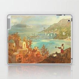Provincial Polynesia Laptop & iPad Skin