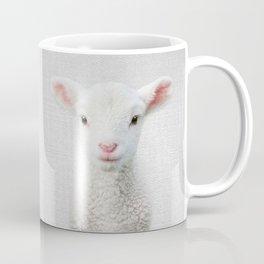 Lamb - Colorful Coffee Mug
